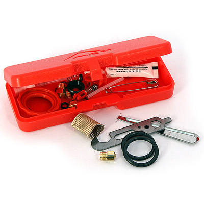 Be prepared for anything with the MSR WhisperLite Expedition Service Kit, and you will always have a hot meal. - $23.96