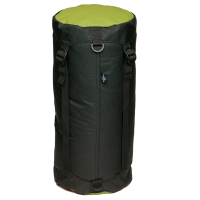 Made with heavy-duty, highly water-resistant nylon, the Compression Sack from Sea to Summit compresses your belongings for easy stowage. - $34.95