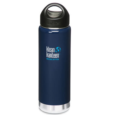 It doesn't matter if you're trying to keep something hot or cold; you can count on the Klean Kanteen 20 oz. Wide Mouth Insulated Bottle to keep whatever you put in it at the perfect temperature for hours. - $29.95