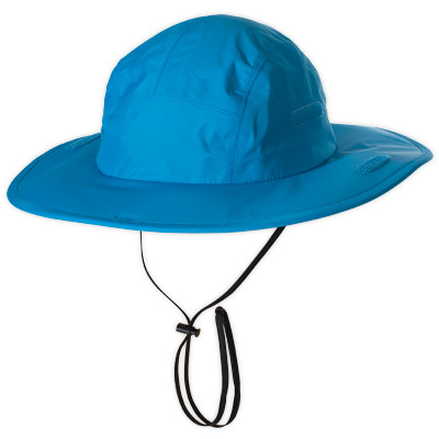 Ideal for hikers, paddlers, and backpackers in wet, miserable conditions, our sombrero provides waterproof protection and highly breathable comfort with lightweight, packable Gore-Tex Paclite. - $22.98