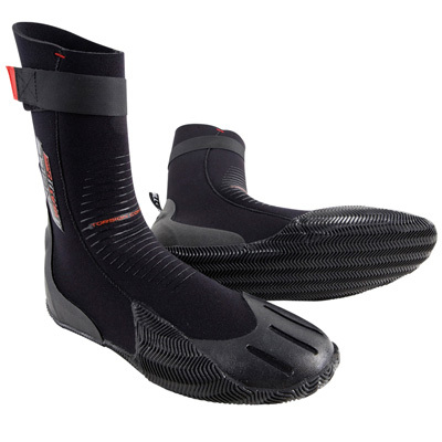 A 3 mm boot, the Heat from O'Neill will keep you warmer and in the water longer. - $44.95