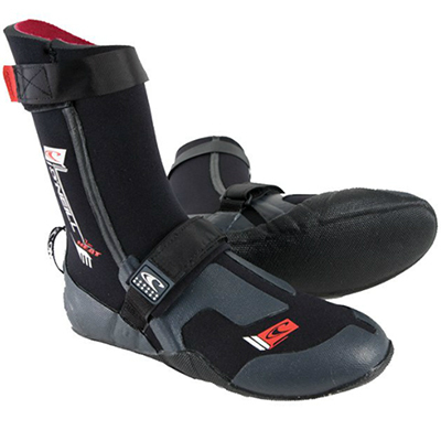 A 7 mm boot, the Heat RT from O'Neill provides superior warmth so you can stay in the water longer. - $66.95