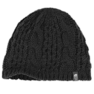 The North Face Cable Minna Beanie looks great, feels soft, and provides the warmth and comfort you need in the outdoors. - $35.00