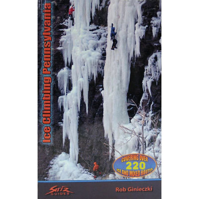 Climbing You wouldn't think there is amazing ice climbing in Pennsylvania, but Ice Climbing Pennsylvania, by Rob Ginieczki, is ready to prove you wrong. Grab this book and your gear and get ready to climb ice and mixed routes of all grades throughout the state. - $29.95