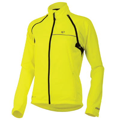 Sometimes it's just too cold at the start of your ride to go jacket-less, even though you know you'll warm up later. Let the Pearl Izumi Women's Elite Barrier Convertible Jacket solve your cold-weather riding problems with its high-performance fabric and incredible versatility. - $79.98