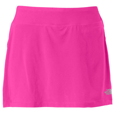 A technical running skirt from The North Face, Eat My Dust offers a forgiving fit with just the right amount of coverage. The modern skirt design and ruffled detailing reminds men on the trail they just got smoked by a girl.... - $34.98