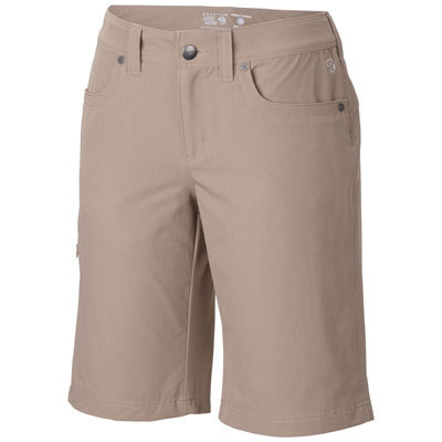 Perfect for travel and everyday comfort, Mountain Hardwear's La Strada Shorts are made with sleek stretch fabric for easy movement when you're on the go. - $49.98