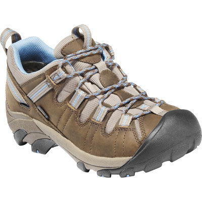 Camp and Hike Cover miles of trails with Keen's Targhee II. A waterproof Keen.Dry membrane, reliable traction, and shock-absorbing comfort let you meet challenges with confidence. - $125.00