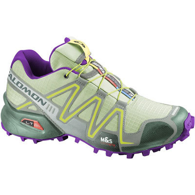 Fitness An all-mountain trail racing shoe, Salomon's iconic Speedcross 3 is lightweight and features an aggressive profile for mud and snow. - $94.98