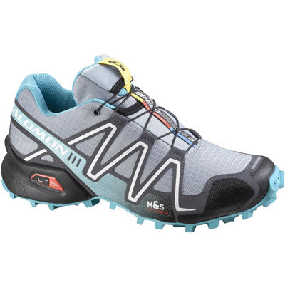 Fitness An all-mountain trail racing shoe, Salomon's iconic Speedcross 3 is lightweight and features an aggressive profile for mud and snow.This product will be shipped directly from Salomon and will leave their warehouse in 2-3 weeks. Eligible for UPS ground shipping only. - $89.98