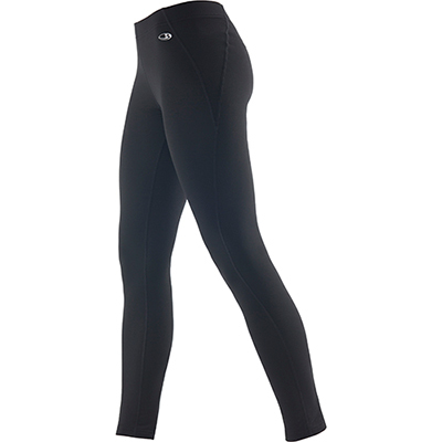 Perfect for running, cycling, or working out, Icebreaker's Rush Tights feature leg zips for easy on/off, reflective details for low-light visibility, and a zippered back pocket. - $119.99