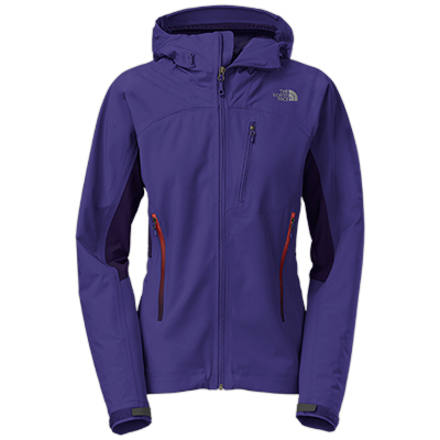 The ultimate backcountry skiing jacket, The North Face Alloy Jacket is a hybrid soft shell featuring Thermo3D design to provide the optimum blend of protection, breathability, temperature regulation, and freedom of movement. - $179.98