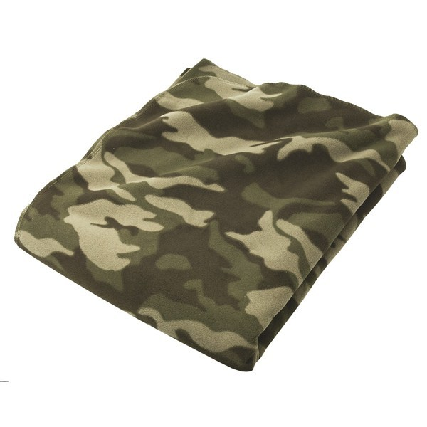 CLOSEOUTS . Snuggle up in the soft comfort of fleece with this cozy oversized throw blanket from NEJ Inc. Available Colors: CAMO. - $5.88