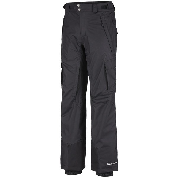 CLOSEOUTS . Cold, wet, snowy winter weather will be on the run when you're wearing Columbia Sportswear's Ridge 2 Run II shell pants, featuring a waterproof breathable membrane and the extra warmth of an Omni-Heatand#174; thermal reflective lining. Available Colors: BLACK, EBONY BLUE. Sizes: LT, XLT, 2XT, 3XT, 4XT. - $34.83