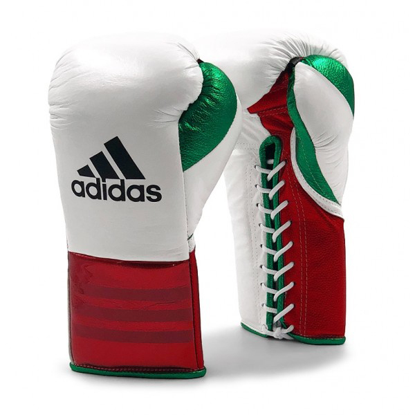 Sports Adidas Mexican Pro Fight Gloves – Foam & Horsehair