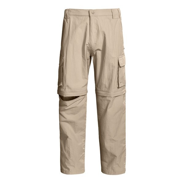 Camp and Hike 2NDS . Made of quick-drying, ultra-breathable and lightweight Supplexand#174; nylon, these Dakota Grizzly convertible pants are a backcountry/camping/day hike must-have complete with zip-off legs and plenty of pockets. Available Colors: KHAKI, JAVA, MOSS. Sizes: S, M, L, XL, 2X, 2XL. - $24.95