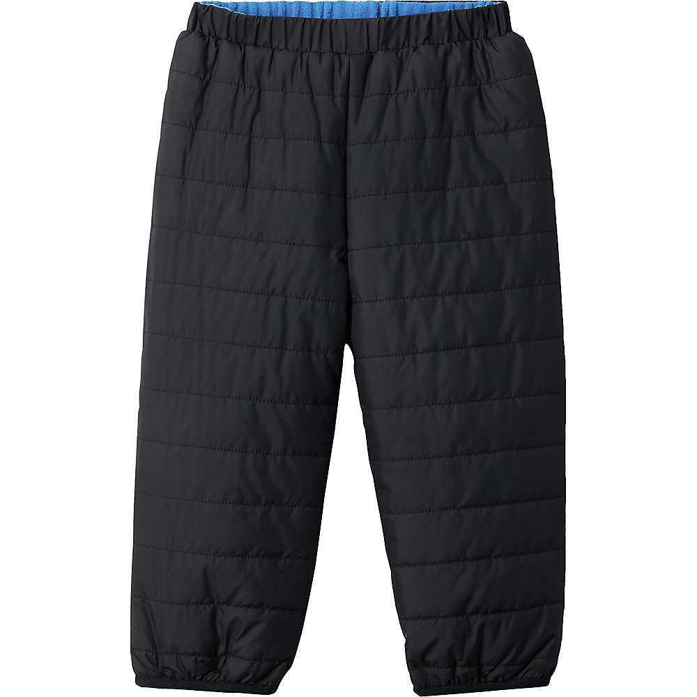 Features of the Columbia Infant Double Trouble Pant Water resistant fabric Reverses to microfleece Reversible Fabric Details Storm-Lite DP II 100% Polyester Insulation: Microtemp XF II 100% Polyester - $39.99