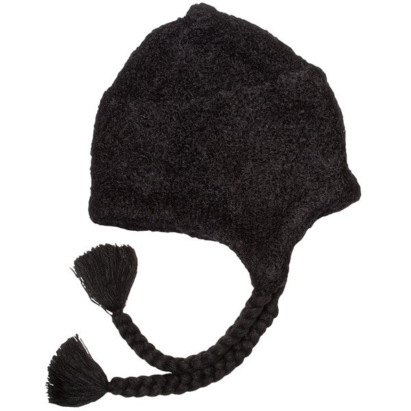 CLOSEOUTS . From the top all the way down to the tips of the tassels, ExOfficio's Chaleur boucle flap beanie hat blends cozy comfort with cute, go-anywhere style. Available Colors: STONE, BLACK, DARK THISTLE. Sizes: O/S. - $13.40