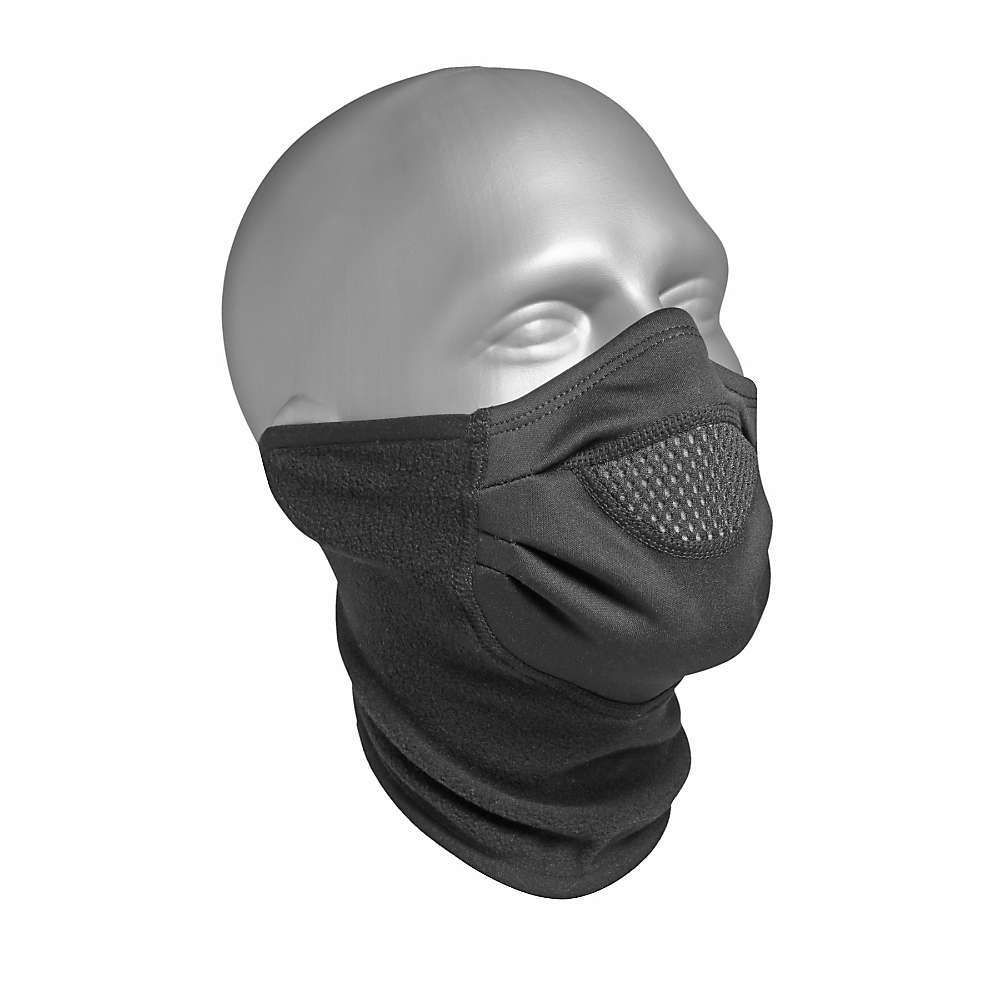 Features of the Hot Chillys Chil-Block Long Mask 3D Chil-block mask component Chil-Block W/P/B fabric with soft backing Covers nose, mouth, chin and neck Hook and loop back closure - $31.95