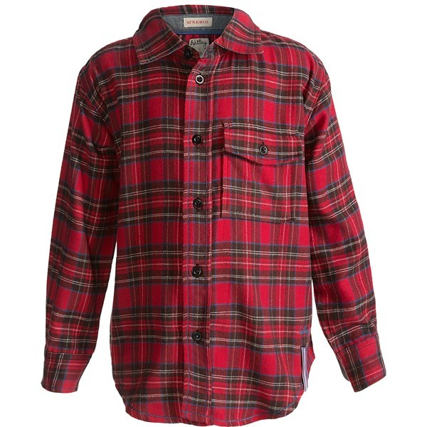 CLOSEOUTS . From Saturday morning cartoons to comfy, tucked-in slumbers, Hatleyand#39;s flannel plaid shirt offers a soft, lightweight flannel finish and a classic button-down style that makes everything just a little more cozy. Available Colors: BLUE LABS, MOOSE PLAID. Sizes: 2T, 3T, 4T, 5, 6. - $16.36