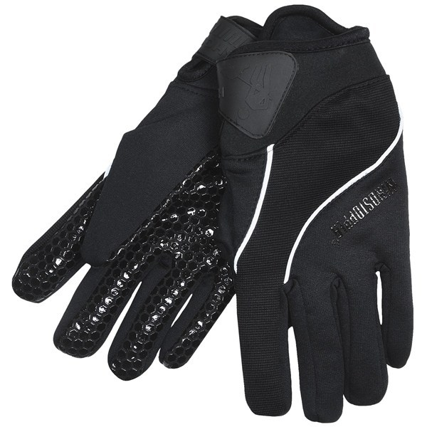 CLOSEOUTS . When dexterity is key, you'll love the low-bulk fit of Jacob Ash Hot Shot's Torch gloves, made from extreme stretch fleece fortified by Gore Windstopperand#174; technology for warmth on most winter days. Available Colors: BLACK. Sizes: S, M, L, XL. - $19.95