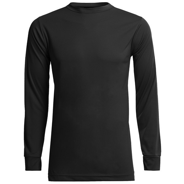 CLOSEOUTS . In moisture-wicking polyester that keeps you dry all day, Kenyonand#39;s Polarskins base layer top is designed to be worn by itself on warmer days or as a next-to-skin layering piece in cold weather. Available Colors: BLACK, NAVY, DARK GREY, KHAKI, GREY. Sizes: S, M, L, XL, 2XL. - $6.89