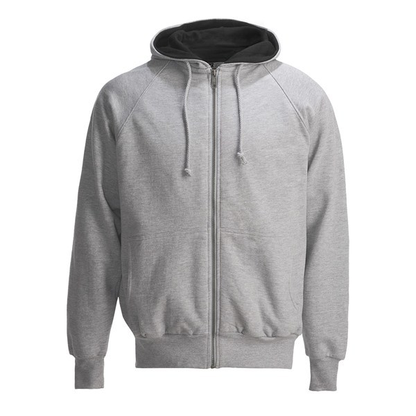CLOSEOUTS . Guaranteed to keep you toasty when the temps drop, this hoodie sweatshirt from Canyon Guide features a heat-trapping thermal lining and a heavy-duty knit sweatshirt exterior. Available Colors: HEATHER GREY, BLACK, NAVY, GRAPHITE, GREY, BROWN. Sizes: M, L, XL, 2XL, 2X. - $29.95