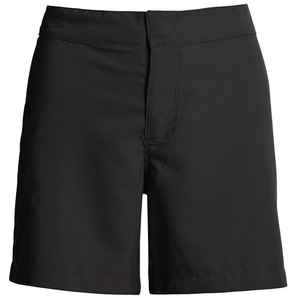 Camp and Hike CLOSEOUTS . When it's time to get outdoors -- but still escape the grueling hot temps -- Outdoor Research's Expressa shorts manage the skin climate with exceptionally lightweight polyester and keep you moving with a hint of mechanical stretch. Available Colors: BLACK, PEWTER, CAIRN. Sizes: 4, 6, 8, 10, 12, 14. - $19.95