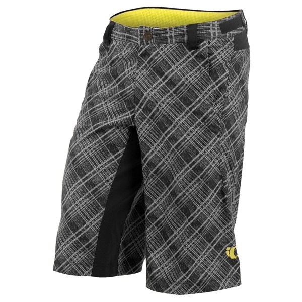 MTB CLOSEOUTS . Taking baggy bike shorts to the next level, Pearl Izumiand#39;s Impact mountain bike shorts feature a detachable liner, quick-drying fabric and a relaxed cut. Available Colors: SAMURAI PLAID. Sizes: S, M, L, XL, 2XL. - $57.90