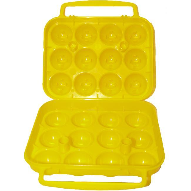 Coghlan's 12 Egg Container safely transports 12 eggs to the camp site or around town. Secure closing and locking tabs make sure accidents don't happen. - $4.99
