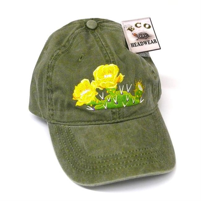 Adjustable caps feature Southwest wildlife.  Choose from hummingbirds, snakes, lizards, and more. - $15.00