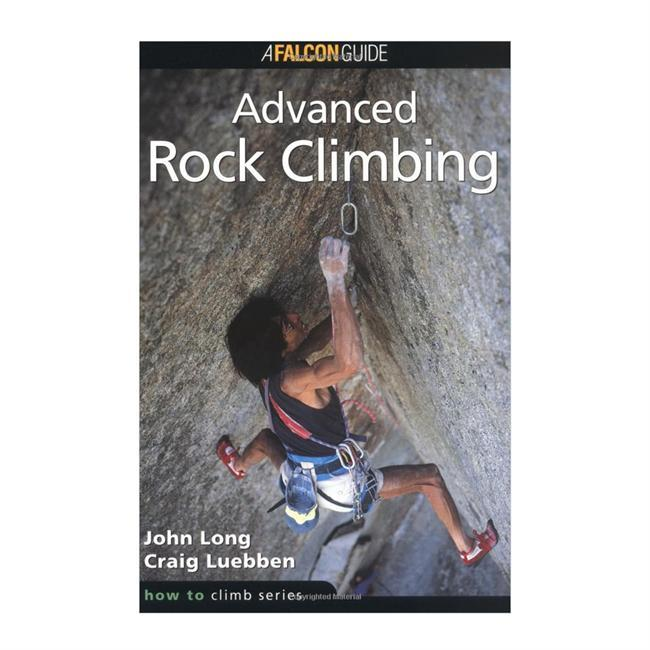 The most comprehensive look at the subject yet. Advanced Rock Climbing picks up where John Long's How to Rock Climb leaves off, describing the climbing techniques and rope tricks of the modern rock climber. The guide covers both sport and traditional climbing, and self-rescue techniques, in Long's easy-to-read, entertaining style. - $14.95