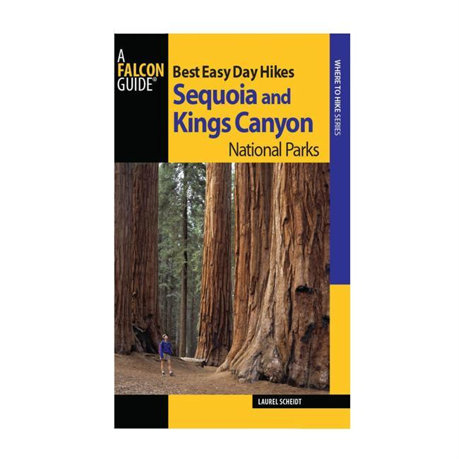 Best Easy Day Hikes Sequoia and Kings Canyon National Parks includes detailed maps and concise descriptions for twenty easy-to-follow hikes in this popular California destination. Discover a hikers paradise of trails to tranquil waterfalls, mountain vistas, glacial valleys, blooming wildflowers, and groves of giant sequoias.  About the Author: Laurel Scheidt is a freelance writer and author of Hiking Sequoia and Kings Canyon National Parks. - $9.95