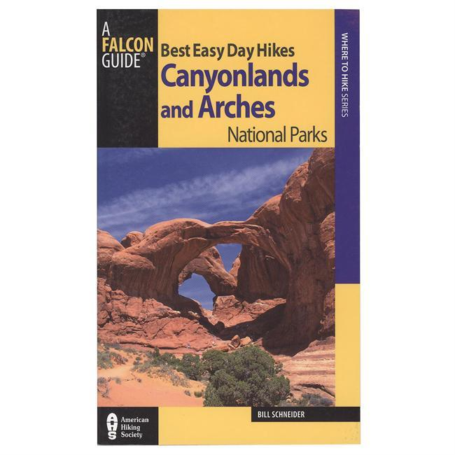 Best Easy Day Hikes Canyonlands and Arches National Parks includes concise descriptions and easy-to-follow maps for twenty-three spectacular hiking routes through some of the most outstanding scenery in southeastern Utah. Trek to Delicate Arch in Arches National Park, stroll along the Slickrock Foot Trail in Canyonlands National Park, or pick any one of the other easy day hikes in this book for your next hiking adventure! - $9.95