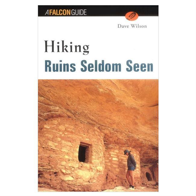 Camp and Hike Hiking Ruins Seldom Seen contains maps and detailed directions to the remote sites, provides water availability information, and points out hazards on the way to some of the most spectacular areas of the Southwest. - $16.95