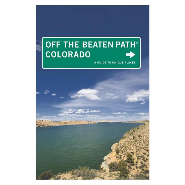 Tired of the same old tourist traps? Whether youre a visitor or a local looking for something different, let Colorado Off the Beaten Path show you the Rocky Mountain State you never knew existed. - $7.50