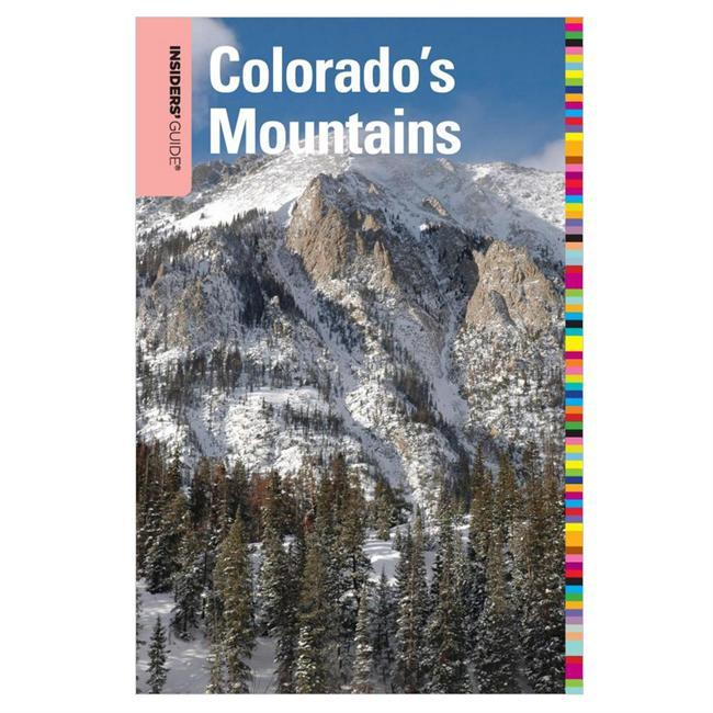 Insiders' Guide to Colorado's Mountains is the essential source for in-depth travel and relocation information to the towns that pepper the majestic Rocky Mountains. - $18.95