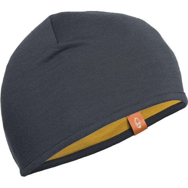 Change your mind without changing hats. This double layered, double coloured, completely reversible hat keeps you warm while you're looking hot. - $17.50
