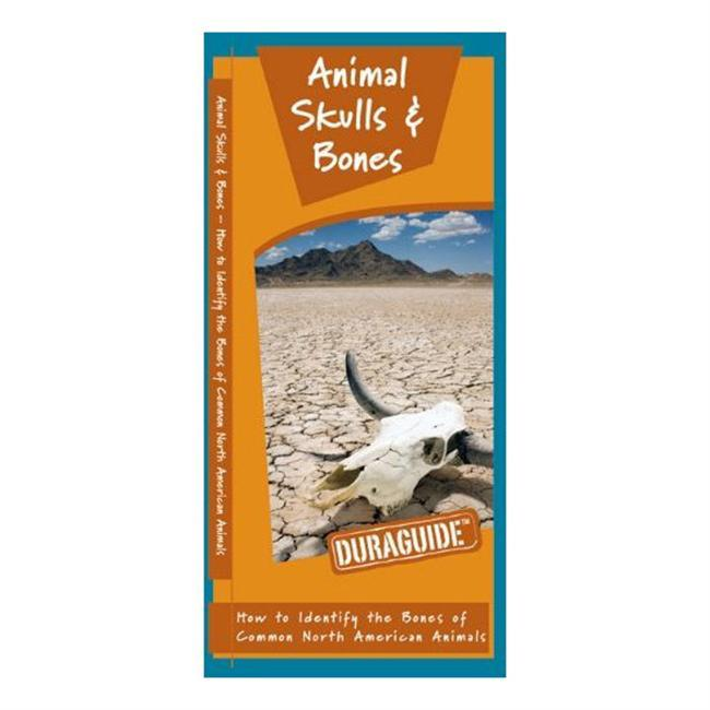 The ideal companion for nature aficionados, this outdoor reference identifies the skulls and bones of common North American mammals, birds, reptiles, amphibians, and fish. Demonstrating how to infer the behavior of animals based on their limb shapes and dental patterns, this guide also includes comprehensive instructions for preparing and preserving specimens. - $6.95