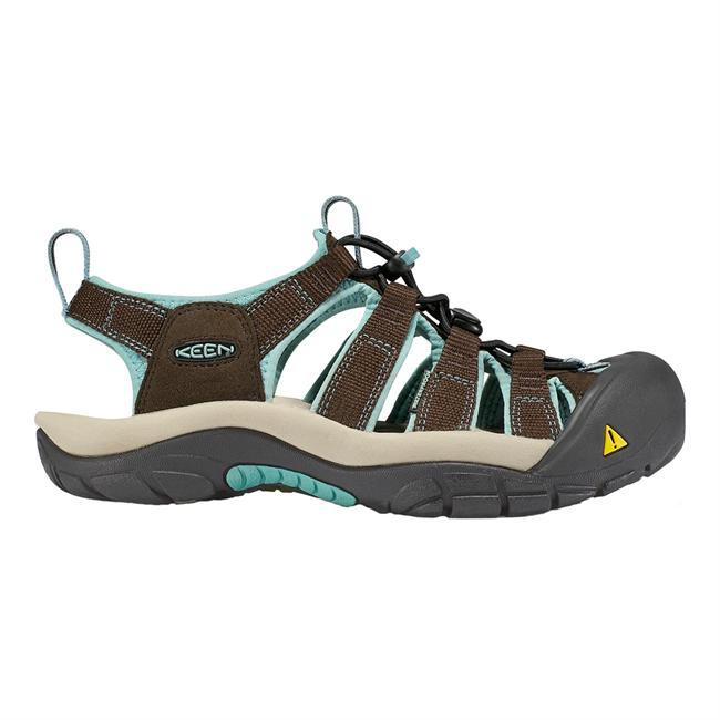 Order up some adventure with a side of water in the Newport H2 from Keen. Ready for adverse conditions, the razor sipped outsole and 3mm lugs provide excellent traction. The washable polyester webbing upper features the odor-reducing Aegis Microbe Shield. Keen patented toe protection lets you follow any path, whether to rivers or trails. - $100.00