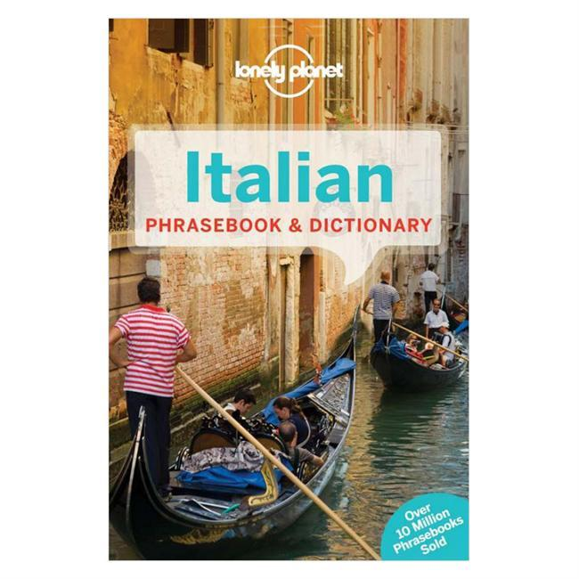 Lonely Planet Phrasebooks have been connecting travelers and locals for over a quarter of a century. - $8.99
