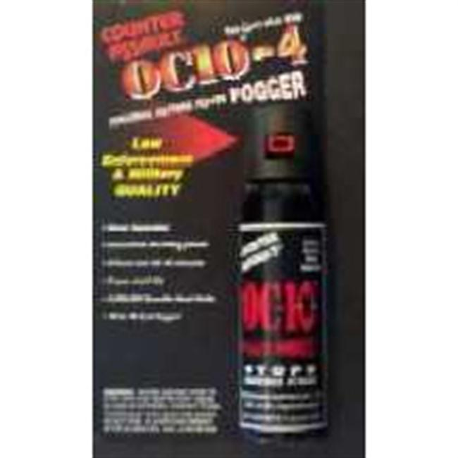 Counter Assault OC-10 is specifically designed as a non-lethal, personal protection aid for law enforcement, military and the consumer. Counter Assault OC-10 delivers a powerful high-volume, high-velocity blast. - $20.95