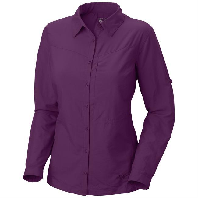 Traditional hiking and backpacking shirt that's wrinkle resistant. Venting in the back and shoulders keeps you cool on hot days. - $42.25