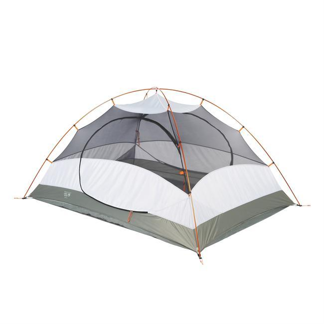 Camp and Hike Mountain Hardwear's compact Drifter 2 DP (DryPitch) tent is perfect for camping and backpacking.  DryPitch fly-first pitching lets you set up the tent in the rain and stay dry.  Footprint included. - $235.00