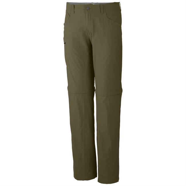 Offering expert construction, a full set of features, and DWR finish, Mountain Hardwear's Mesa V.2 Convertible Pant is the ultimate hiking essential. - $75.00