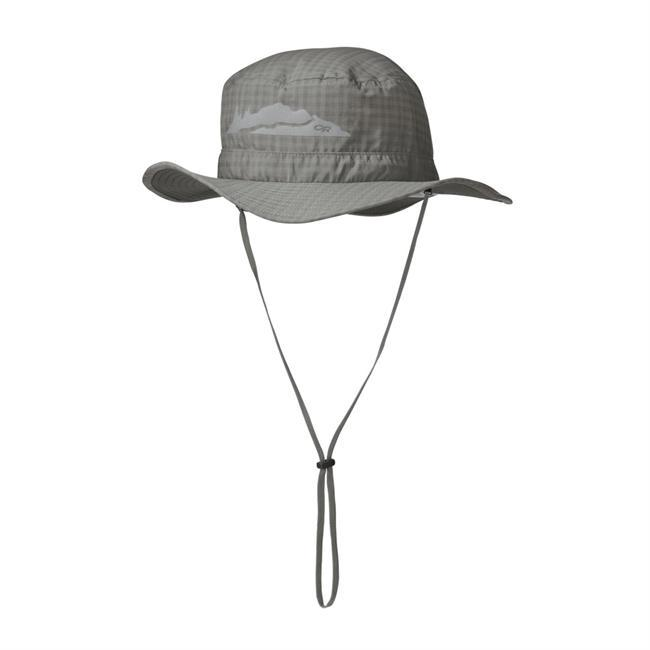 Designed for kids who love to hike and paddle as much as their parents do, this sun hat's Solar fabric offers UPF 30 protection. The foam-stiffened brim will float in the event of an unplanned water landing. - $30.00