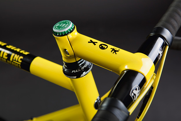 Entertainment FIXIE INC. PURE BLOOD - When it comes to bikes, its all about the little big details!