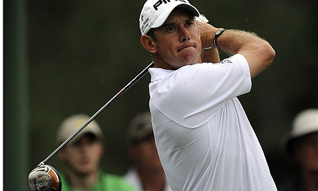 Golf Lee Westwood seizes lead role