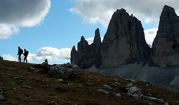 Camp and Hike Hiking Italy's Dolomite Mountains