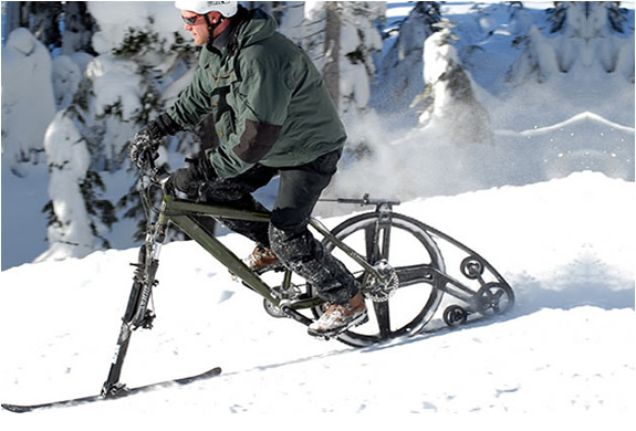 Fitness SNOW BIKE....yep